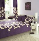 SALE LAST ONE -30%  8 PEICE BUMPER DUVET SET inc CURTAINS & FITTED SHEET