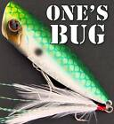 Evergreen One's Bug ~ Topwater Popper