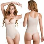 Thermal Body Shaper Braless,Tong & Panty, Ultra Compression,Termica 1377 1378