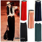 Celebrity Style Super Soft Cotton Jersey Maxi Skirt, Strapless dress,
