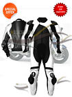 new motorbike one piece white Leather suit any size color special offer RRP £490