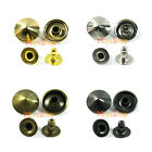 Cone Rivet Metal Spike Studs Leathercraft DIY Fashion Biker Rapid Punk Rock