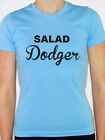 SALAD DODGER - Diet / Weight / Fat / Food / Humorous Themed Womens T-Shirt