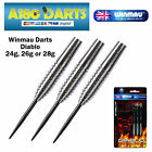 Winmau Diablo 90% Tungsten Darts - Micro Grip - Available in 24g, 26g or 28g