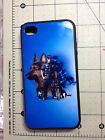 Silicone Rubber Custom made Police Officer Cop Gun Iphone 4 4S &  5 Cell case