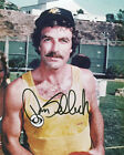 TOM SELLECK (MAGNUM) SIGNED PHOTO PRINT 02
