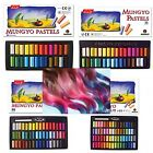 Magic of Art / Colors Non-toxic Temporary Hair Chalk Dye Soft Pastel Salon Kit New