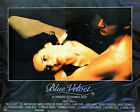 BLUE VELVET (KYLE MACLACHLAN AND ISABELLA ROSSELLINI) MINI FILM POSTER PRINT 01