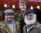 DAVID JASON AND NICHOLAS LYNDHURST (ONLY FOOLS AND HORSES) 22 PHOTO PRINT