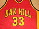 KEVIN DURANT OAK HILL HIGH SCHOOL JERSEY RED NEW -  ANY SIZE XS - 5XL