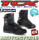 TCX X-CUBE TOURING WATERPROOF BOOTS MOTORCYCLE BIKE SHORT ANKLE URBAN STUNT NEW