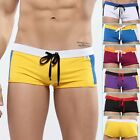 Rope Breathable Sexy Fashion Sports Multicolor Mens Boys  Boxer Briefs Shorts