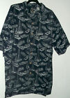 New FISHING BOAT HAWAIIAN SHIRT  BY GEAR  choice of size L or XL