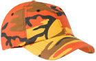 New Comoflage Hat Cap Adjustable Military Desert Navy Winter Pink Orange CamoHats & Headwear - 159035