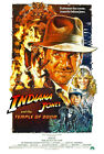 INDIANA JONES AND THE TEMPLE OF DOOM (HARRISON FORD) MINI FILM POSTER PRINT 01