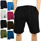 Mato & Hash Mens Heavyweight 100% Cotton Gym Shorts With Poc
