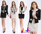 Autumn/winter new ladies career suits elegant sundress or OL vogue career suits