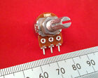 Single Gang 16mm Mono Mixer Pot, Linear Track Variable Resistor T18 Splined ff