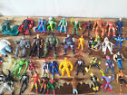 MARVEL DC FIGURES LOTS TO CHOOSE FROM INCLUDING SPIDERMAN BATMAN SUPERMAN FIGURE
