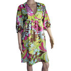 Antik Batik Womens 'Witney' V-Neck V Dress