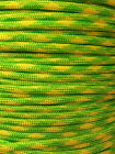 Pattern Colors 550 Paracord Mil Spec Type III 7 strand parachute cord 10-100 ft
