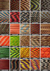 Kyпить Pattern Colors 550 Paracord Mil Spec Type III 7 strand parachute cord 10-100 ft на еВаy.соm
