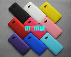 9 color Hard Plastic Back Skin Cover CASE for HTC 9060 Butterfly S 901e