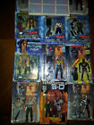 TERMINATOR KENNER FIGURE CHOOSE ONE FIGURE NEW AND CARDED CLASSIC FIGURES
