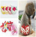 Hot!! Cat Dots Dog Diaper Physiological Pant Female Clothes Underwear 5Color q80