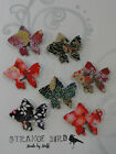 Glorious goldfish! brooch fishes fishes origami paper oriental wooden lacquer