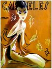 2931.Carteles Cover Asian Girl POSTER.Model Fashion Room Office Home yellow art