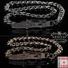 NEW SEXY LADIES CHAIN BELT 4 6 8 10 HOT WOMENS FASHION ACCESSORY CLUBWEAR XS S M