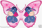25 x Disney EEYORE Butterflies Edible Decorations Cup Cake Toppers