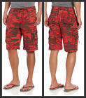New Unionbay Mens Mateo Multi Pocket Cargo Shorts YOU PICK SIZE