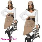 Shipmate Sweetie Pirate Wench Musketeer Caribbean Swashbuckler Fancy Dress