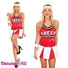 Girls Cheerleader Costume School Girl NBA Basketball Player Fancy Dress