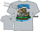 Ed Roth T Shirt Lonesome Rat Fink Tee Big Daddy Hot Rod T Bucket M L XL 2XL 3XL