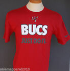 MEN'S NIKE TAMPA BAY BUCCANEERS NFL T-SHIRT JERSEY RED - NWT