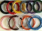 1.0mm PURPLE, ORANGE AND OTHER COLOURS THIN WALL AUTOMOTIVE TWA WIRE TWL