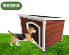 HERITAGE DOG PET CRATE FABRIC SOFT CARRIER KENNEL TRAVEL FOLDING CAGE & FREE BAG