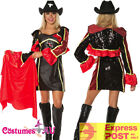 Ladies Matador Spanish Bull Fighter Costume Halloween Cowgirl Fancy Dress Hat
