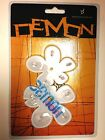 Demon Vixen Snowboard Stomp Pad in Clear OR Purple OR Grey