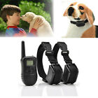 Rechargeable Electronic Control Shock Vibrate Remote Dog Train Anti Bark Collar