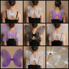 Pink- White l Fairy Wings Butterfly Wings Adults  - Childrens Dressing up Wings