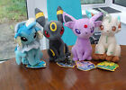 Pokemon Plush Soft Toy Eevee Evolutions