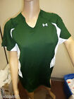 Women's Ladies Under Armour Athletic Jersey Shirt High Quality New XS,S,M,L,XL