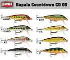 RAPALA FISHING LURE COUNTDOWN CD05-CD 05