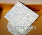 Bling Claw Set Austria Diamond Crystal Leather Case Cover For iPad 2 3 4 Air