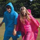 Splashmacs UNISEX Waterproof Rain Coat Jacket Poncho 7 Colours One Size (SC010)