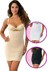 NWT FULL Body Shaper Skirt Open Bust* Cincher Polyamide Corset Wear Your Own BRA